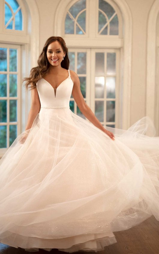Stella York gown 7020