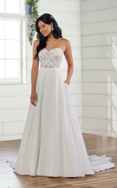 Essense gown D3081
