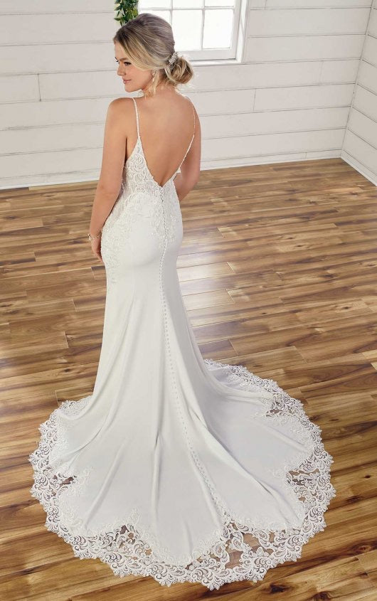 Essense gown D2981