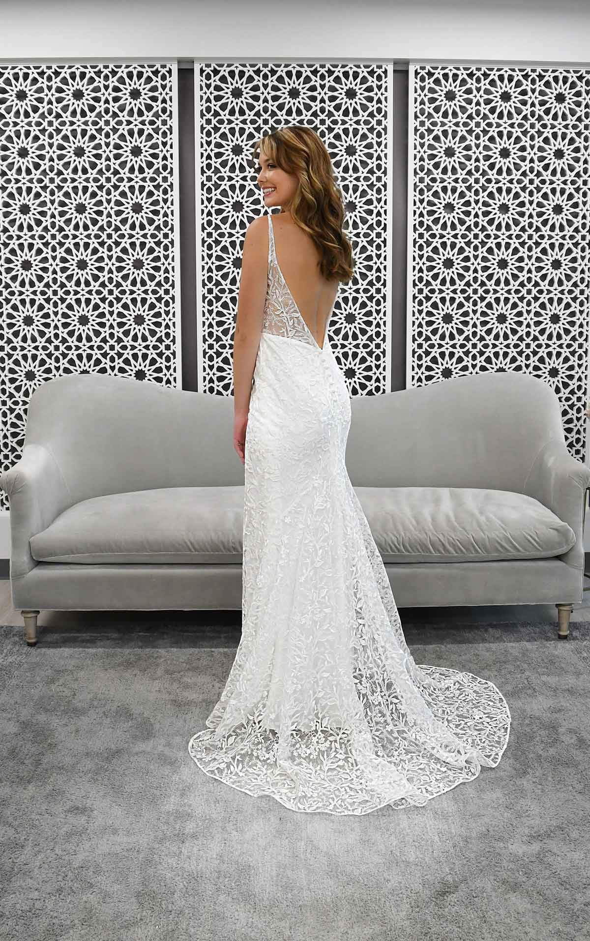 Stella York gown 7172