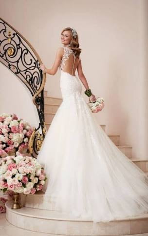Stella York gown 6314 (on sale)