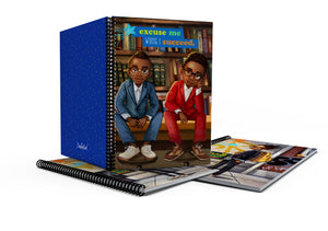 Notebook Pack (Set of 3 - Boy)