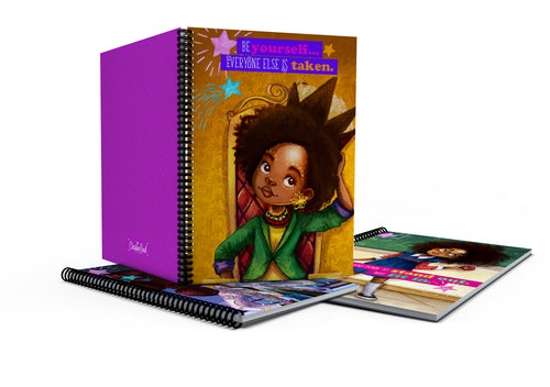 Notebook Pack (Set of 3 - Girl)