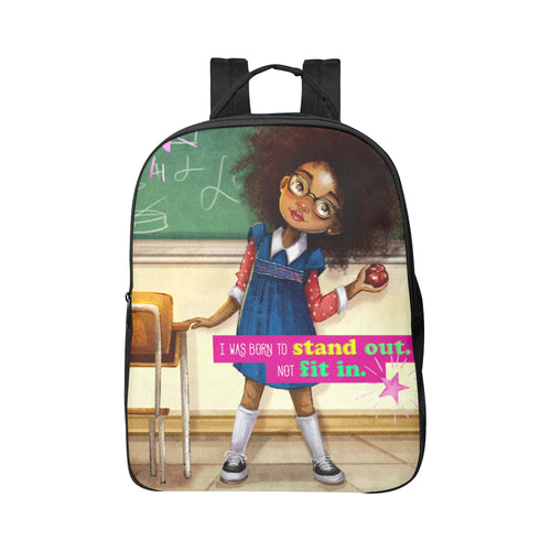 School Girl Large Backpack