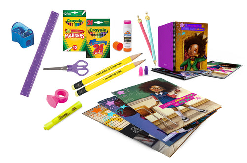 Back to School Kit (Girl)