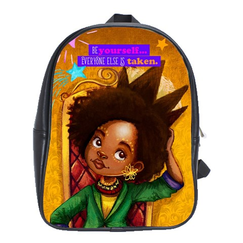 Queen Mini Backpack