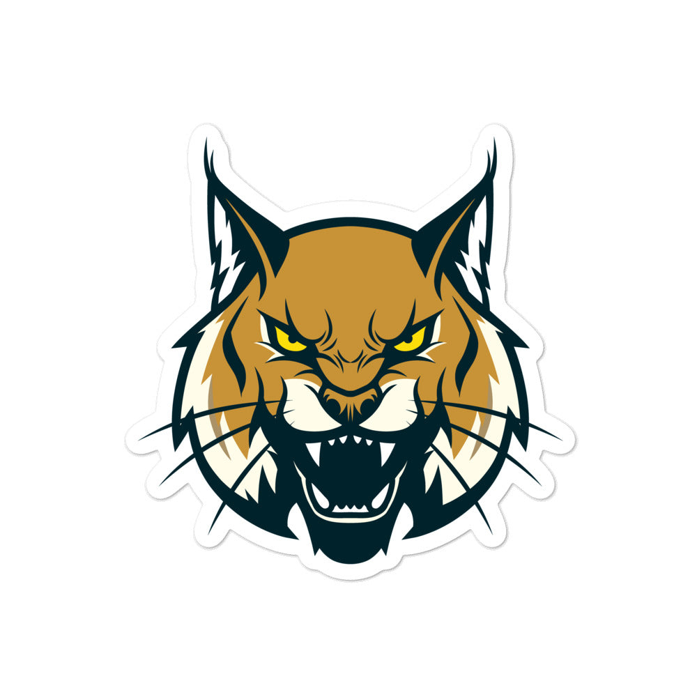 Bobcat Sticker