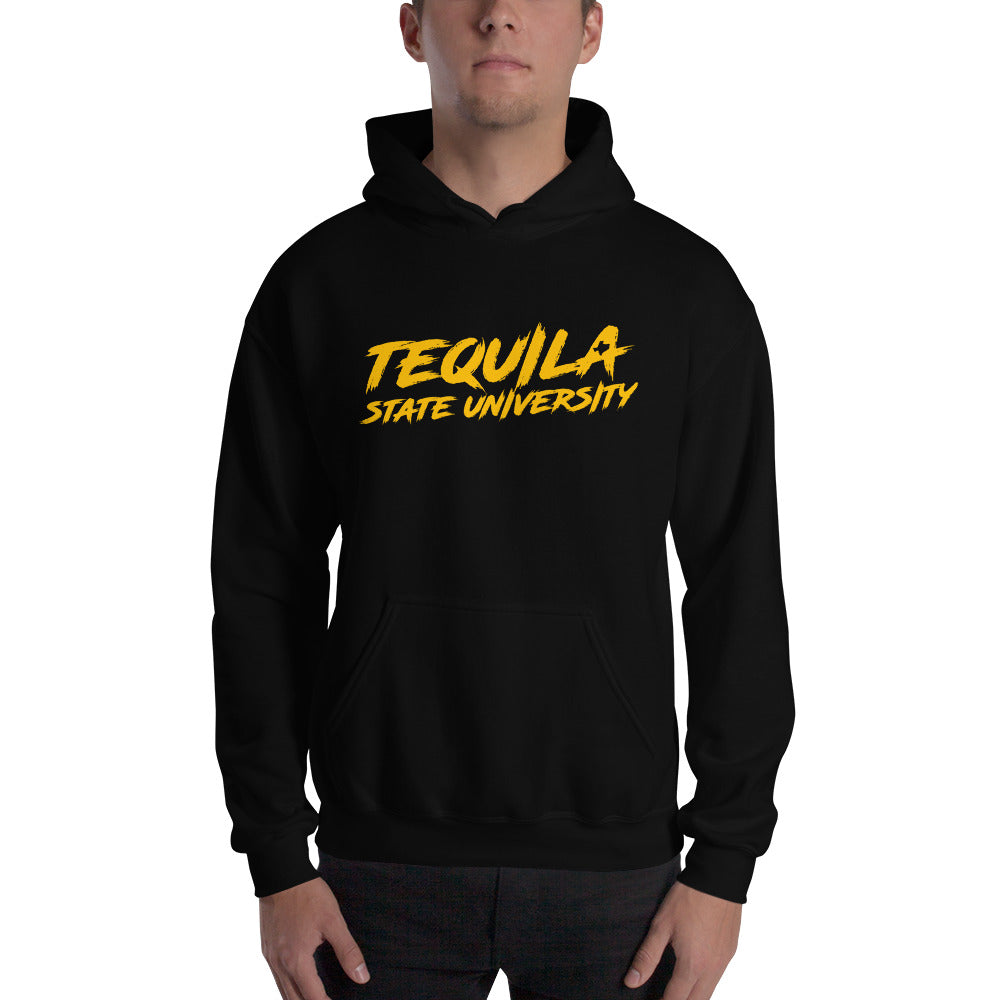 San Marvelous : Tequila State University Hoodie (School Colors)