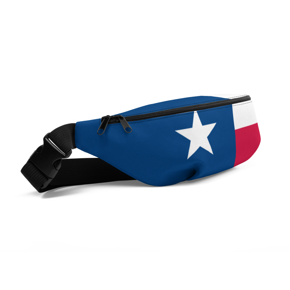 San Marvelous : Texas Flag - Fanny Pack