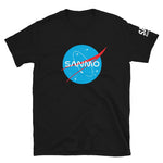 San Mo Galaxy T-Shirt - Black