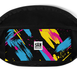 San Marvelous : Paint Splash Galaxy - Fanny Pack