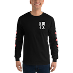San Marvelous : SMTX Red Rose Premium Long Sleeve T-Shirt