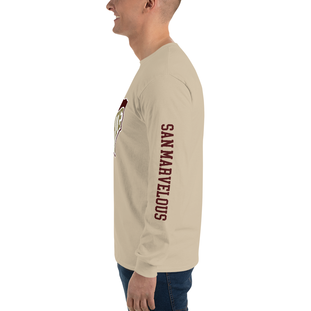 San Marvelous - Texas / State - Long Sleeve T-Shirt
