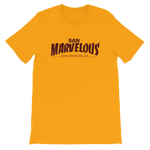 San Marvelous : Thrashed - Short Sleeve Tee