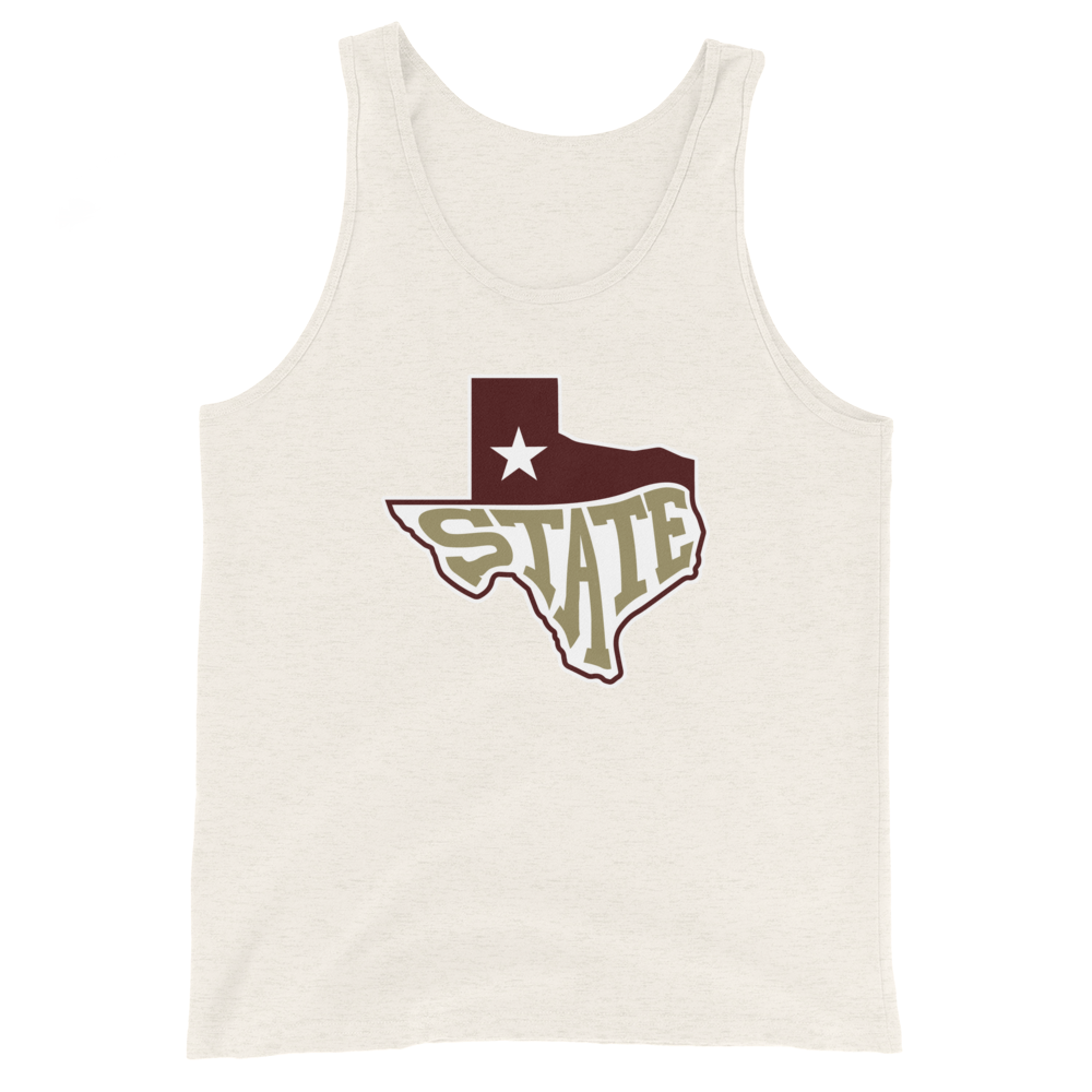 San Marvelous : Texas / State - Unisex  Tank Top