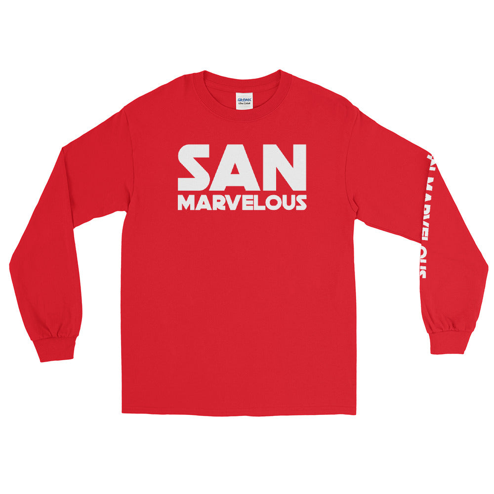 San Marvelous : Distant Galaxy - Long Sleeve