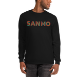 San Marvelous : San Mo (Disco) - Long Sleeve T-Shirt