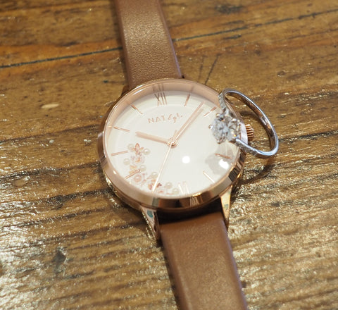 NATbyJ First Love 0605 watch collection lifestyle 112