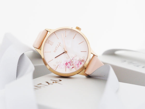NATbyJ First Love Watch Collection | Best Watches for Women