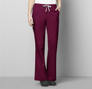 Wine WonderWork Pants 502