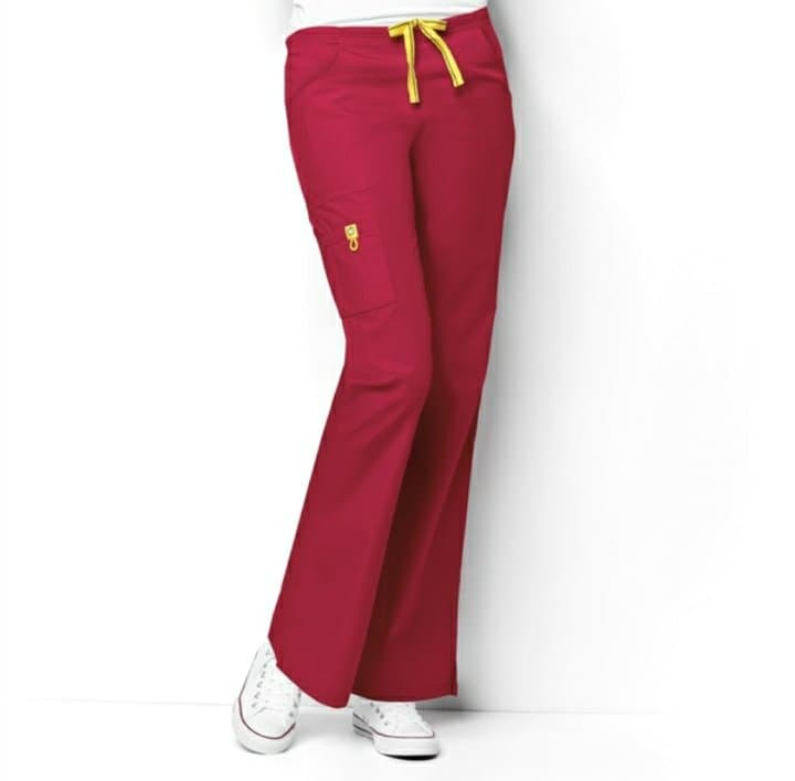 Red Petite Origins Pants 5026P