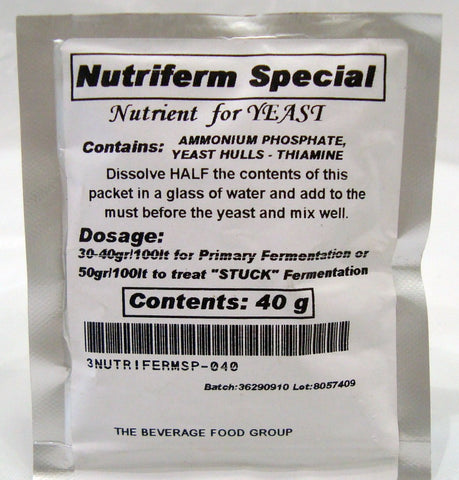 Nutriferm Special Esseco 40gm