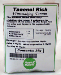 Tannin Tanenol Rich 25gm