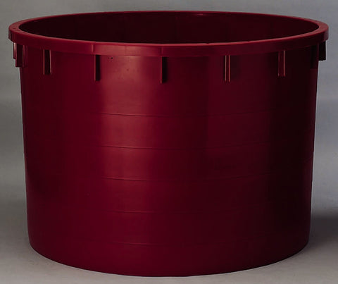 Vat ICS 500Lt Red Plastic