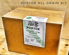Home Make It Porter All Grain Recipe