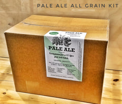 Home Make It Pale Ale All Grain Recipe