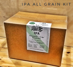 Home Make It IPA All Grain Recipe