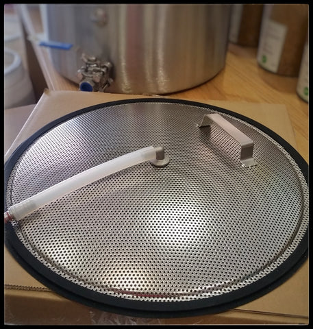 SS Brewtech 57L Kettle False Bottom