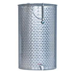 1000 Litre Wine Tank - Algor: Full V/C Lid Kit and Tap