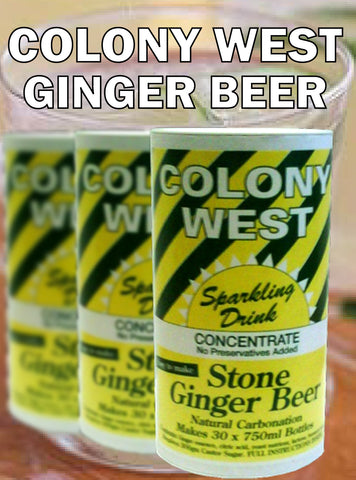 Colony West - Ginger Beer
