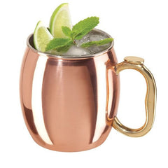 D.line Moscow Mule Mug 600ml Copper Plated