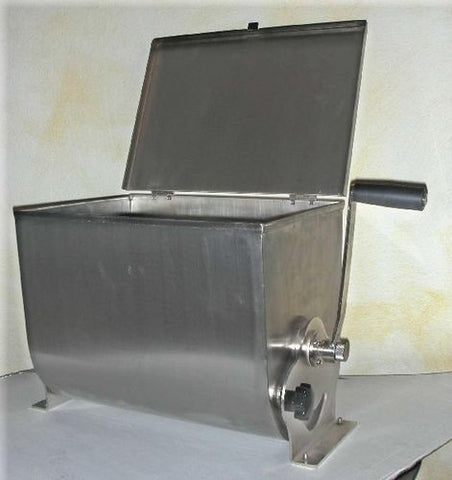 Manual Meat Mixer FLB 32lt Stainless Steel