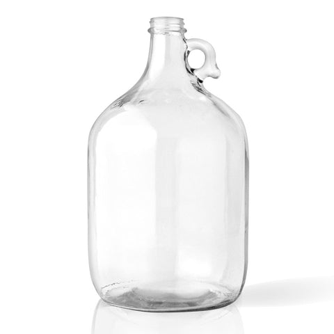 Demijohn Gallon Glass Jar 5Lt with Lifting Ring No Basket