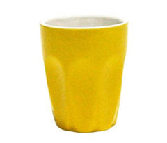 Latte Cup 220ml Yellow