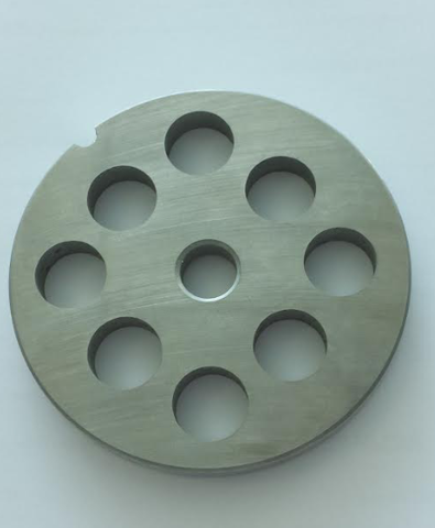 #32 Mincer Plate Stainless Steel Salvinox - 18mm hole