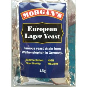 Brew Cellar Premium European Larger Yeast