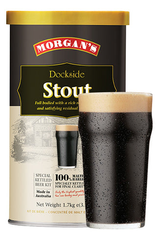 Morgans 1.7kg Export  Dockside Stout