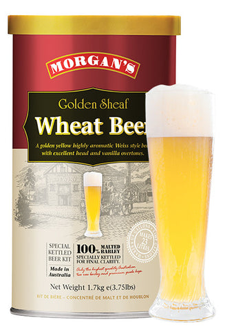 Morgans 1.7kg Export Golden Sheaf wheat