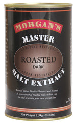 Morgans Master Malts Roasted Dark