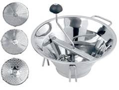 Mouli Stainless Steel Chef 33cm Diameter Vegetable Mill