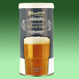 Muntons 1.8kg Connoisseurs Wheat Beer Made In England