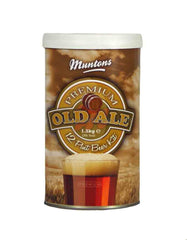 Muntons 1.5 kg Premium Old Ale Made in England