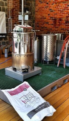 100 Litre Nano Brewery-  EX DEMO Unit for sale