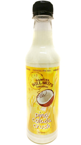 Samuel Willards Express Premix Liqueurs 375ml Pina Colada Crush