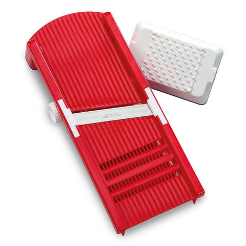 Mandolin - Vegetable Slicer Red