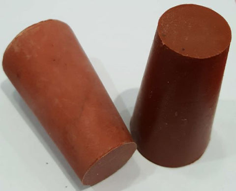 Bung Rubber 17mm Diam Solid